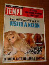 TEMPO 1970/12=ISABELLA BIAGINI=REGINE DEFORGES=POZZUOLI=SALONE AUTO GINEVRA=