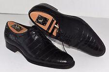 $35.000 Silvano Lattanzi Frank crocodile alligator shoes UK 10  EU 44 US 10.5 11