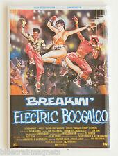 Breakin' 2 Electric Boogaloo FRIDGE MAGNET (2.5 x 3.5 inches) movie poster