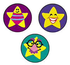 800 Silly estrellas profesor recompensa superspots Mini escuela pegatinas