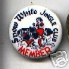 SNOW WHITE Jingle Club Member  pin