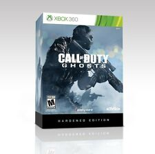 Brand New XBOX 360 Call of Duty: Ghosts - Hardened Edition *US Seller *US ver.
