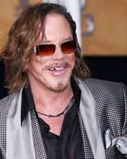 MICKEY ROURKE 8X10 PHOTO classic image 278071