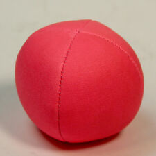Play Eco Leather 120g Beanbag or Juggling Ball - Pink