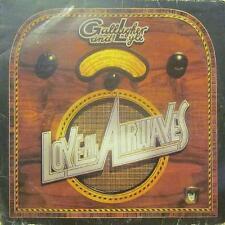 Gallagher & Lyle(Vinyl LP)Love On The Airwaves-A & M-AMLH 64620-UK-VG/VG