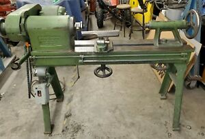 Haag Spin Master spinning lathe 15in. swing.
