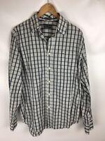 MARC O´POLO Hemd, Größe M, 100% Baumwolle, kariert