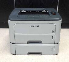 Samsung ML-2851ND Laserdrucker sw inkl. Zusatzfach ML-S2850A gebraucht