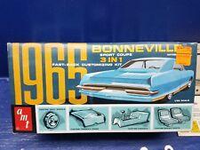 RARE AMT 1965 PONTIAC BONNEVILLE ANNUAL UNBUILT