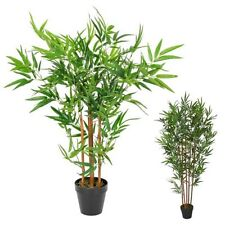 Bamboo Potted Trees Flowers