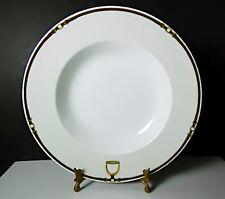 Ralph Lauren China DAVIN Equestrian Theme Soup Bowl(s) NEW