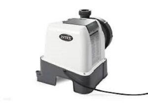 INTEX 12706 INTEX ricambio motore/stazione controllo per pompa a sabbia 26646