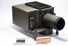 Götschmann G-67 Diaprojektor mit Sill-Rexagon 100mm f/2,8, Wechselschieber 6x6cm