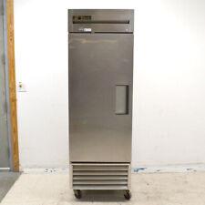 True T-23 Reach-In Single-Door Stainless Steel Commercial Refrigerator Cooler