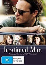 Irrational Man (Dvd) Comedy, Drama, Joaquin Phoenix, Emma Stone, Parker Posey