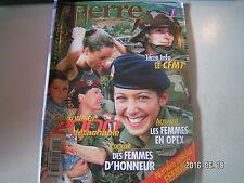 ** Terre Magazine n°110 Calendrier 2000 / Femmes en OPEX / Tsahal et ses femmes