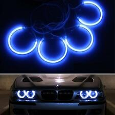 4Pcs CCFL Angel Eyes Headlight Bulb Light Kit for BMW E36 3 E38 7 E39 5 E46 Blue