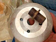 Chrysler V8 Z9 oil filter adaptor plate (eliminate the remote set up) Valiant