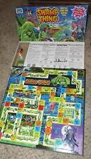 Swamp Thing Battle For the Bayou Board Game DC Comics Complete 1991