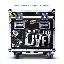Bruce Foxton And Russell Hastings - From The Jam - Live! (NEW CD)