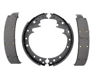 Drum Brake Shoe-Element3 Organic Front Rear Raybestos 33APG - Fast Shipping