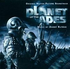 EL PLANETA DE LOS SIMIOS , B.S.O. Planet of the Apes