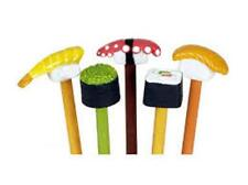 Sushi Pencil Toppers Great for The end of Chop Sticks Too Beautiful Detail