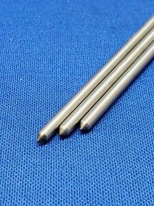 "1/8"" X 7"" Shank Diamond Rotary Engraver Tool w/130 Degree 7 Facet Tip"