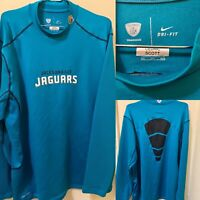 Jacksonville Jaguars Nike NFL Jersey Authentic Game Team Issued Pro cut Mens 3XL