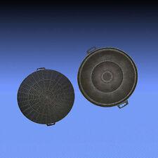 2 Aktivkohlefilter Kohle Filter für JUNO - ELECTROLUX , JDK3230AF , JDK3230E