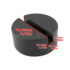 Universal Floor Jack Disk Pad Adapter for Pinch Weld Side Hockey Puck JACKPAD