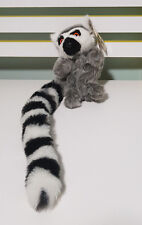 KORIMCO LEMUR HAND PUPPET PLUSH TOY WITH TAG SOFT TOY 60CM LONG WITH TAIL