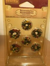 Lemax Christmas Village Collection Autumn Wreaths 64467 Retired