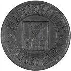 Germany (Heilinghafen) Undated (c.1917) 50 Pfennig LUSTROUS UNC, SCARCE ISSUE!