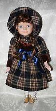 "Old World Style 16"" Inch Tall Porcelain Doll by Century Collection"