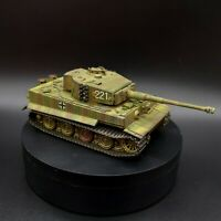 Pro Painted 28mm tiger 1 #221 Tank Bolt Action Warlord Games Ww2 1/56 Scale