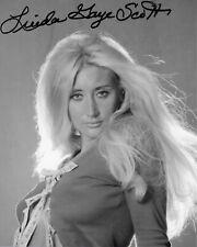 Linda Gaye Scott Original Autogramm 8X10 Foto