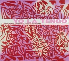 Yo La Tengo ‎– I Am Not Afraid Of You And I Will Beat Your Ass CD OLE 692-2