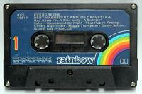 Evergreens Bert Kaempfert and His Orchestra - Music Cassette Tape RCS 49910