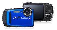 Fujifilm FinePix Xp90 Blue 2 Years Camera Diving