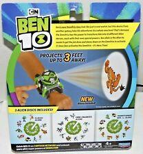 🔥BRAND NEW Ben 10 Alien Projection Omnitrix Watch 3 Discs Included SEALED