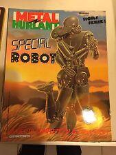 Mag BD  METAL HURLANT 79 bis  spécial ROBOT