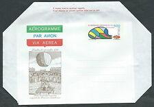 1983 ITALIA AEROGRAMMA VOLO IN PALLONE - P