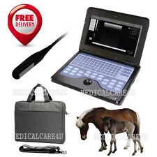 US Seller Veterinary Ultrasound Scanner Animal Rectal 7.5Mhz Laptop Machine VET