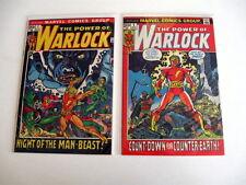 *WARLOCK #1-8 HIGH GRADE LOT 7 Books