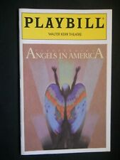 May - 1994 - The Walter Kerr Theatre Playbill - Angels in America