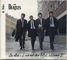 BEATLES - On Air - Live At The BBC Volume 2 - remastered Digipack 2 CD set