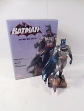 "LIMITED EDITION DC DIRECT JIM LEE BATMAN 6.75"" PATINA VARIANT MINI-STATUE"