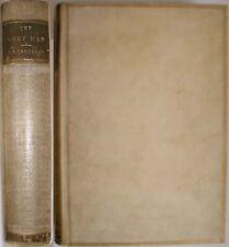 1896 THE GREY MAN A SCOTTISH HISTORICAL NOVEL SIGNED S R CROCKETT LTD ED VELLUM