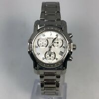 Bulova 96R138 Women's Chronograph Multi-Dial Quartz Diamond Date Analog Watch